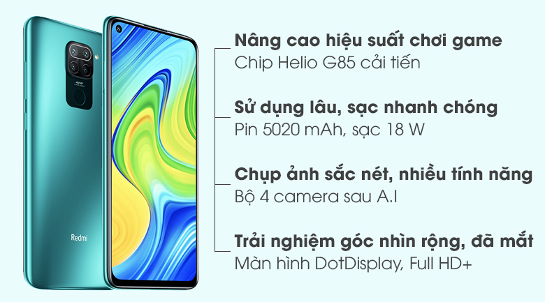 Redmi Note 9 có đáng mua với giá 4 triệu đồng?
