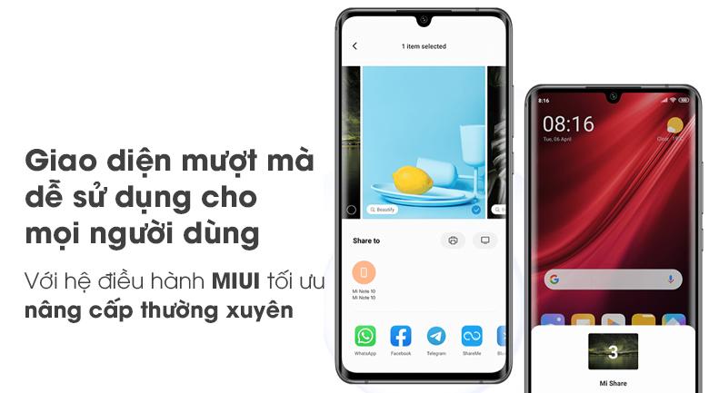Đánh giá chi tiết Xiaomi Mi Note 10 Lite – Có đáng mua hay không?