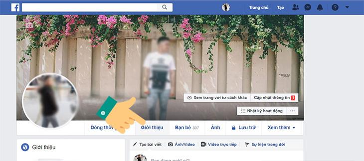 Cách ẩn ngày sinh nhật trên Facebook đơn giản dễ dàng