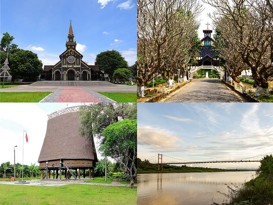 TOP 5 địa điểm vui chơi check in khi du lịch tại Kon Tum