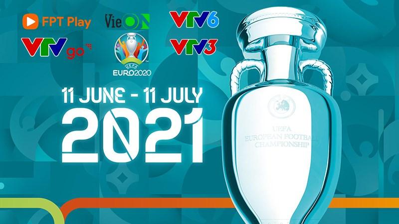 TOP 3+ cách xem EURO 2021 trực tiếp trên điện thoại – Không giật lag