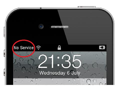 5+ cách khắc phục lỗi điện thoại bị mất sóng, sóng chập chờn