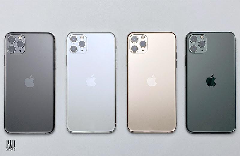 Tại sao nên mua iPhone 11 Pro Max giá rẻ tại PAD Store?
