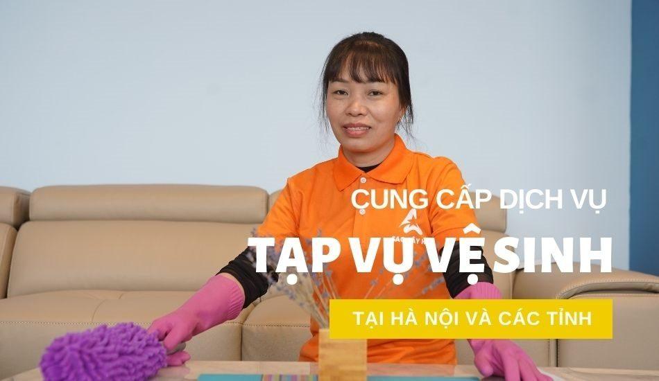 Dịch vụ Vệ Sinh Công Nghiệp Giá Rẻ – Uy Tín| Sao Tây Hồ